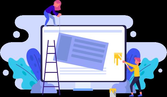 Building a website Image 1